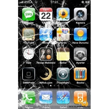 Замена экрана на APPLE IPHONE 3G