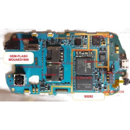 Замена комплектующих на SAMSUNG S7262 GALAXY STAR PLUS