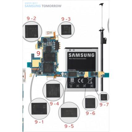 Замена комплектующих на SAMSUNG S5282 GALAXY STAR