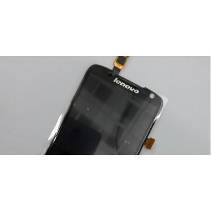 Замена экрана на LENOVO S920